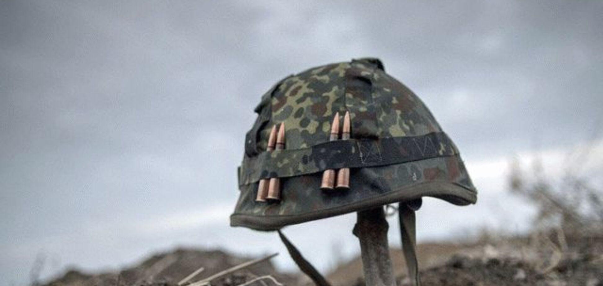 Погибли украинские десантники