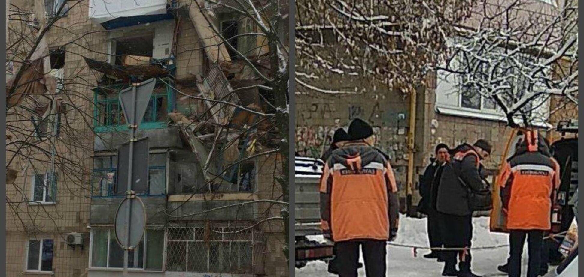 Разрушительный взрыв в Фастове: очевидцы рассказали подробности ЧП