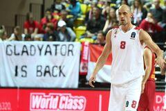 ''Gladyator is back'': баскетболист сборной Украины произвел фурор во Франции