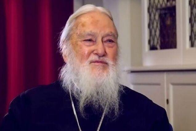 Митрополит Калліст є вікарієм Фіатирської архієпископії (Великобританія)