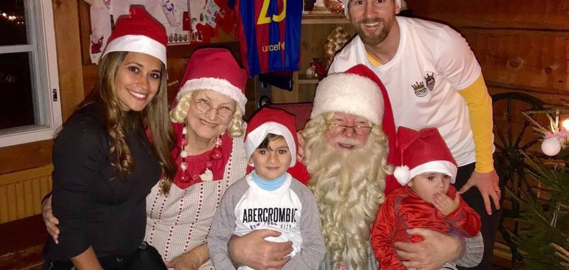 15 мільйонів доларів: Мессі зробив суперподарунок сім'ї на Різдво