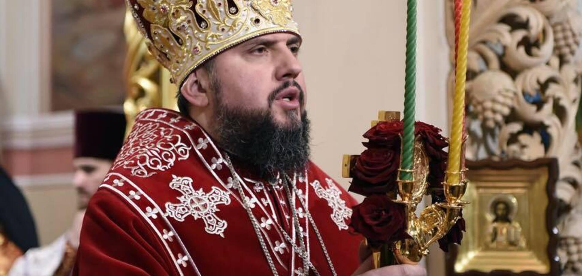 В Украине избран глава единой церкви: что о нем известно