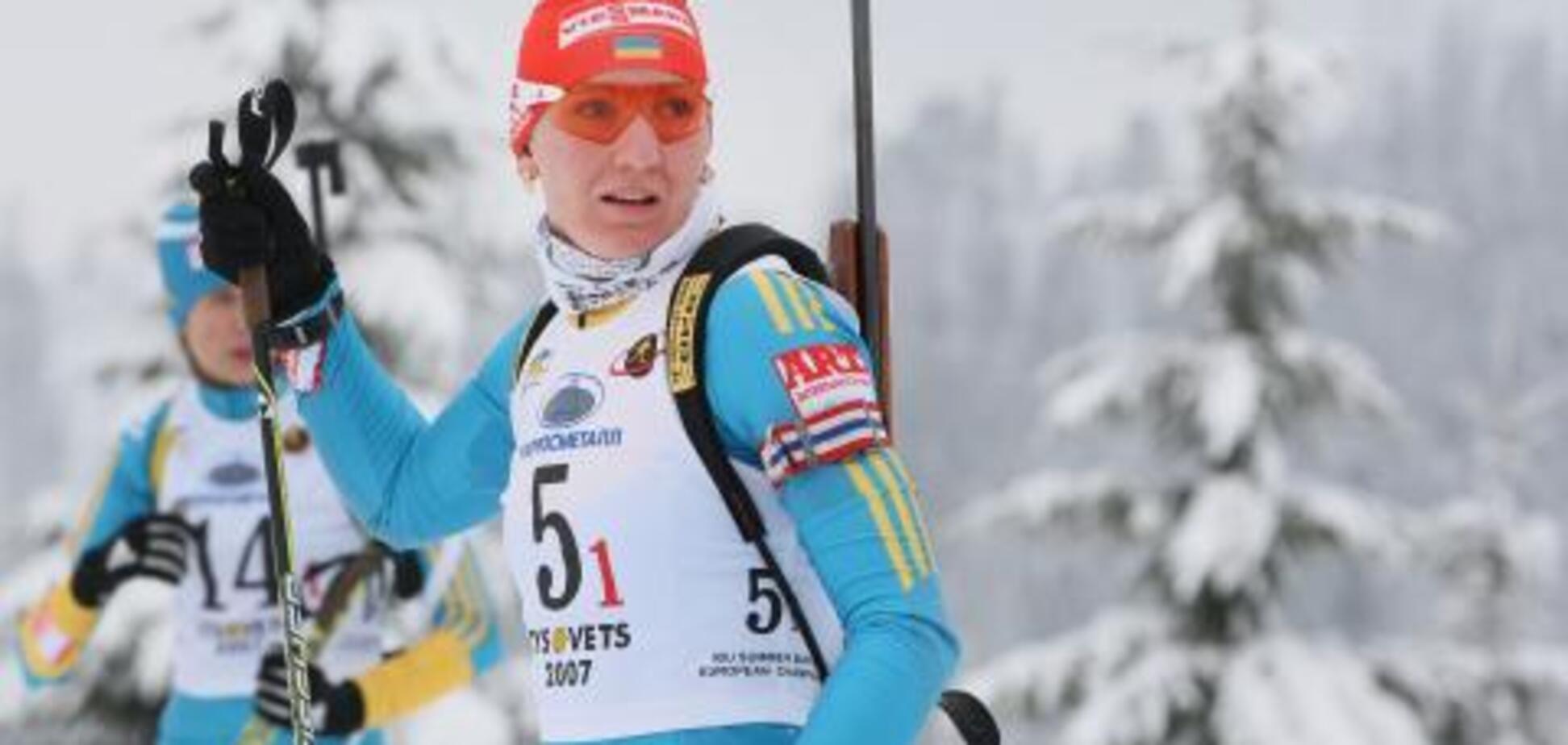 Женский спринт на Кубке мира по биатлону завершился печально для Украины