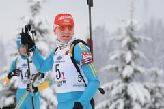Жіночий спринт на Кубку світу з біатлону завершився сумно для України