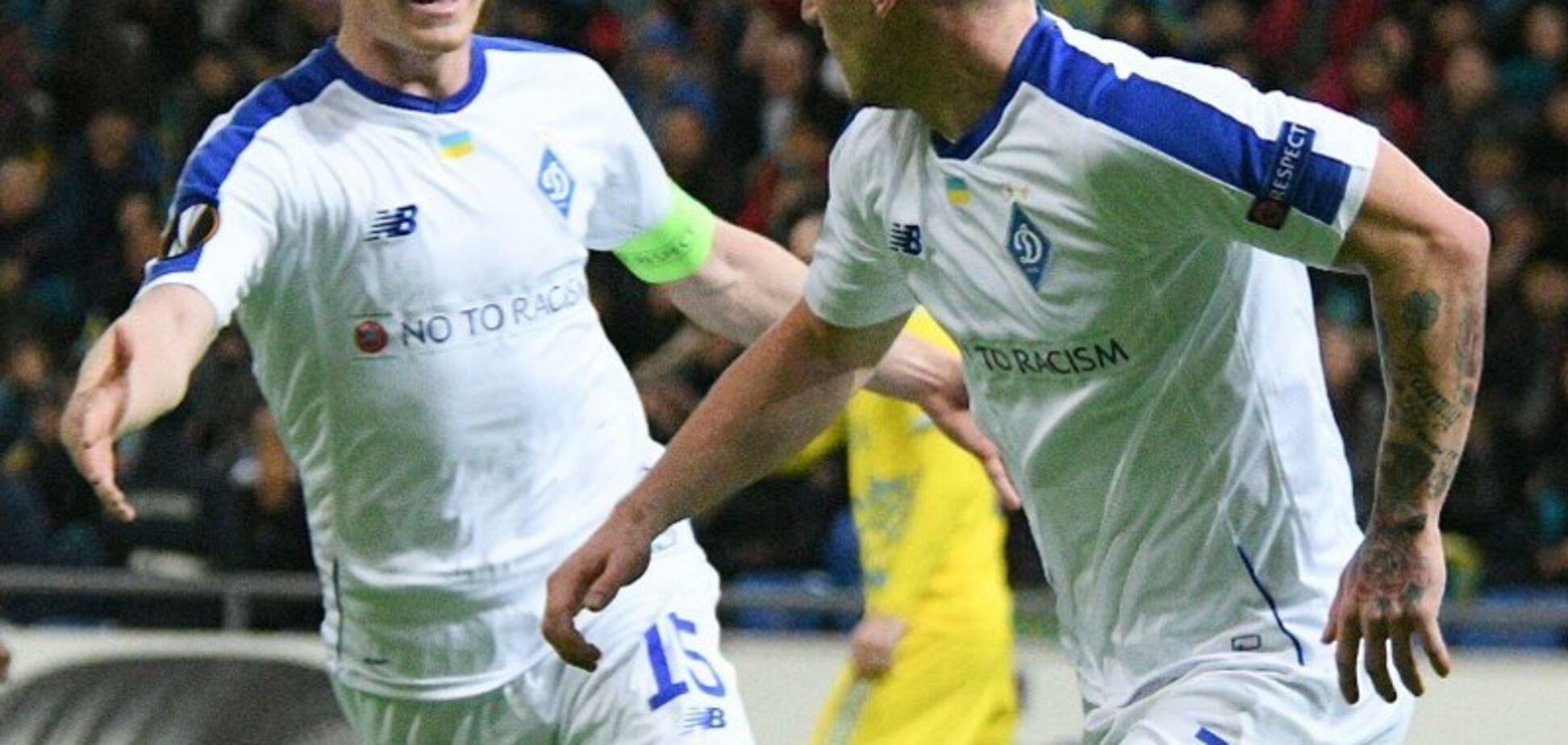 Лідер 'Динамо' відзначився приголомшливим досягненням в Лізі Європи