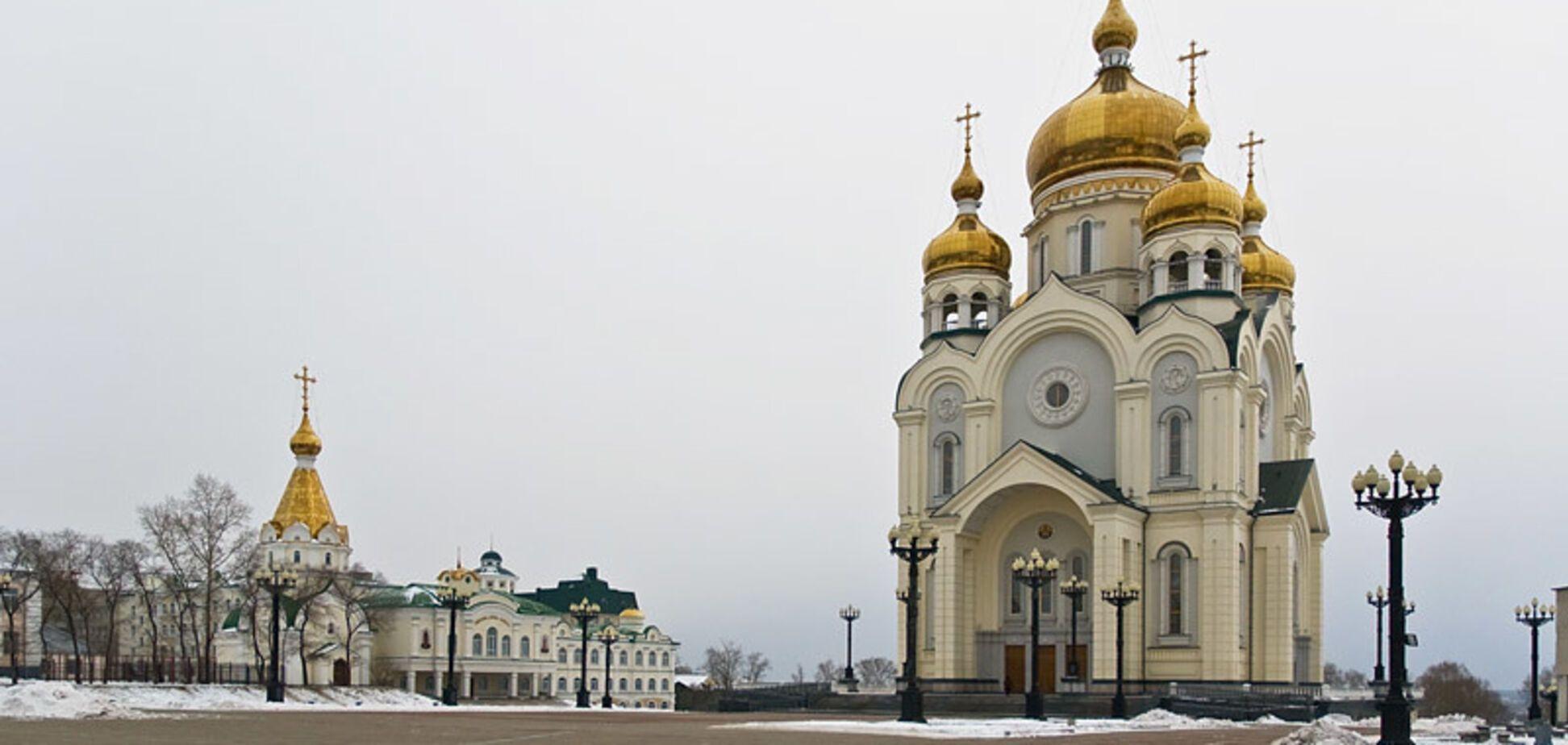 ''Захватили собор УПЦ!'' В Виннице объяснили, что происходит на самом деле