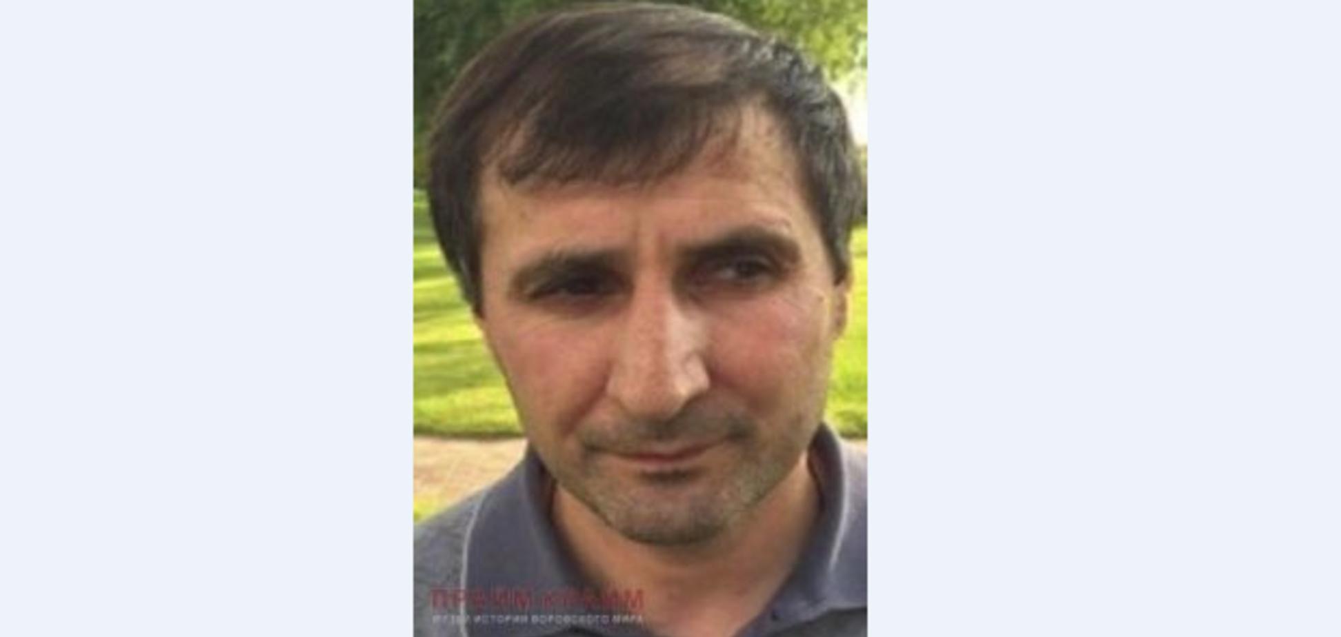 Под Киевом поймали грузинского криминального авторитета: что о нем известно