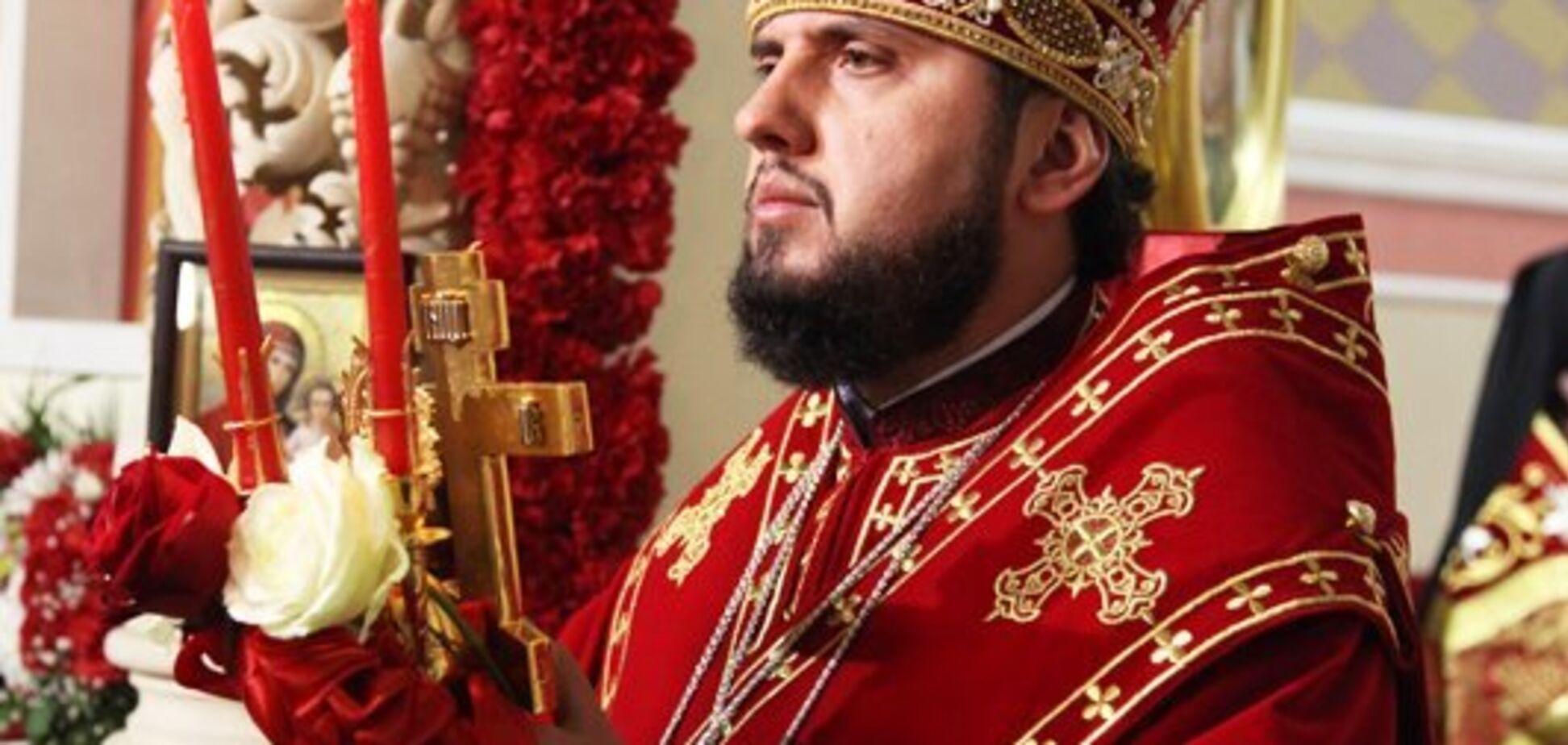 Митрополит Епифаний: стало известно о ''закрытой странице из жизни'' главы единой церкви