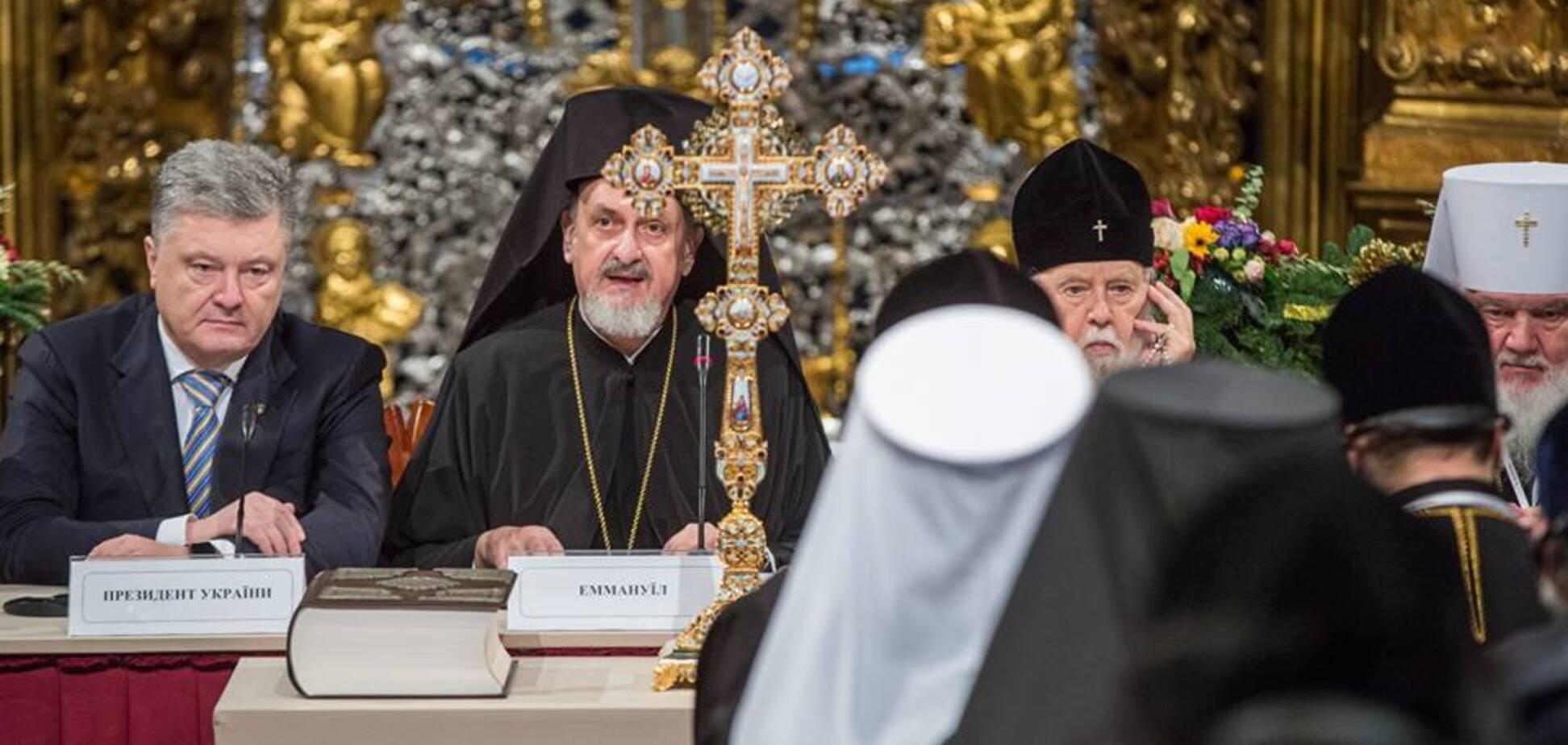 ''Прощавай, немита Росіє'': промова Порошенка розгнівала РПЦ