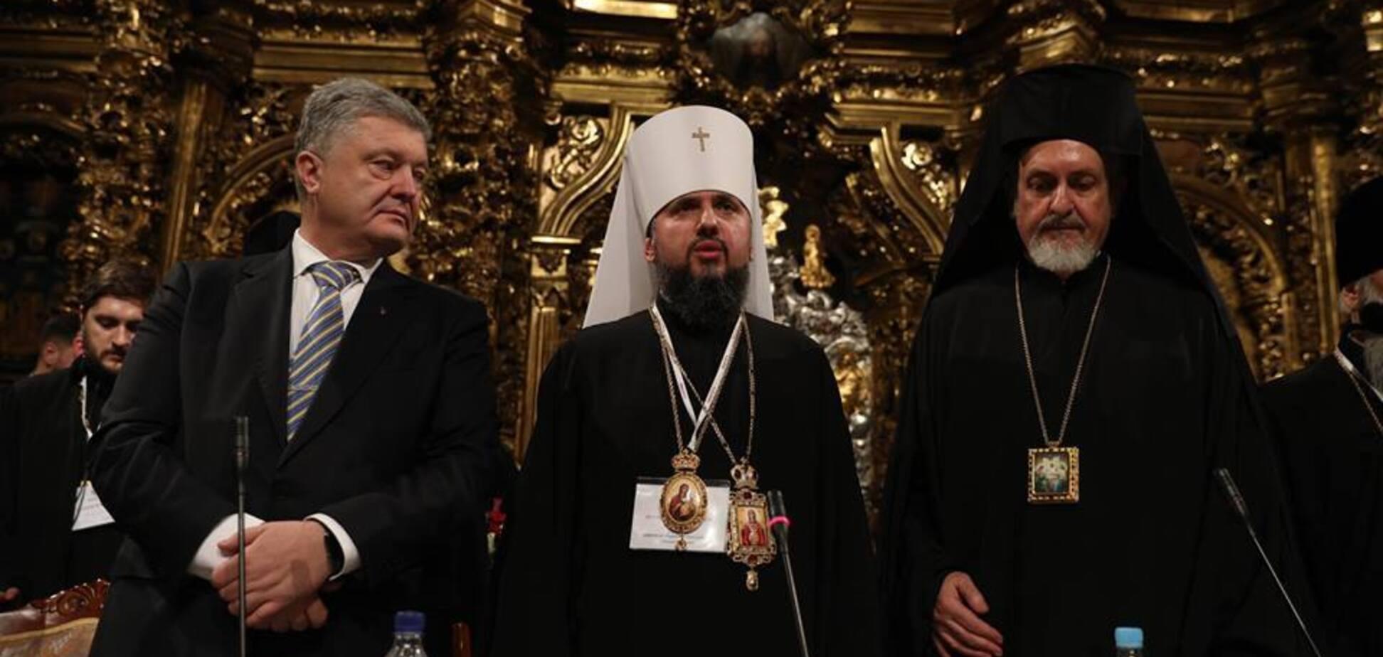 Единая церковь в Украине: США сделали заявление