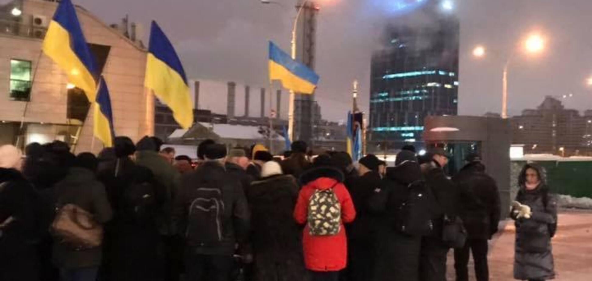 ''Це було пекло'': український депутат видала страшилку про Собор для росЗМІ