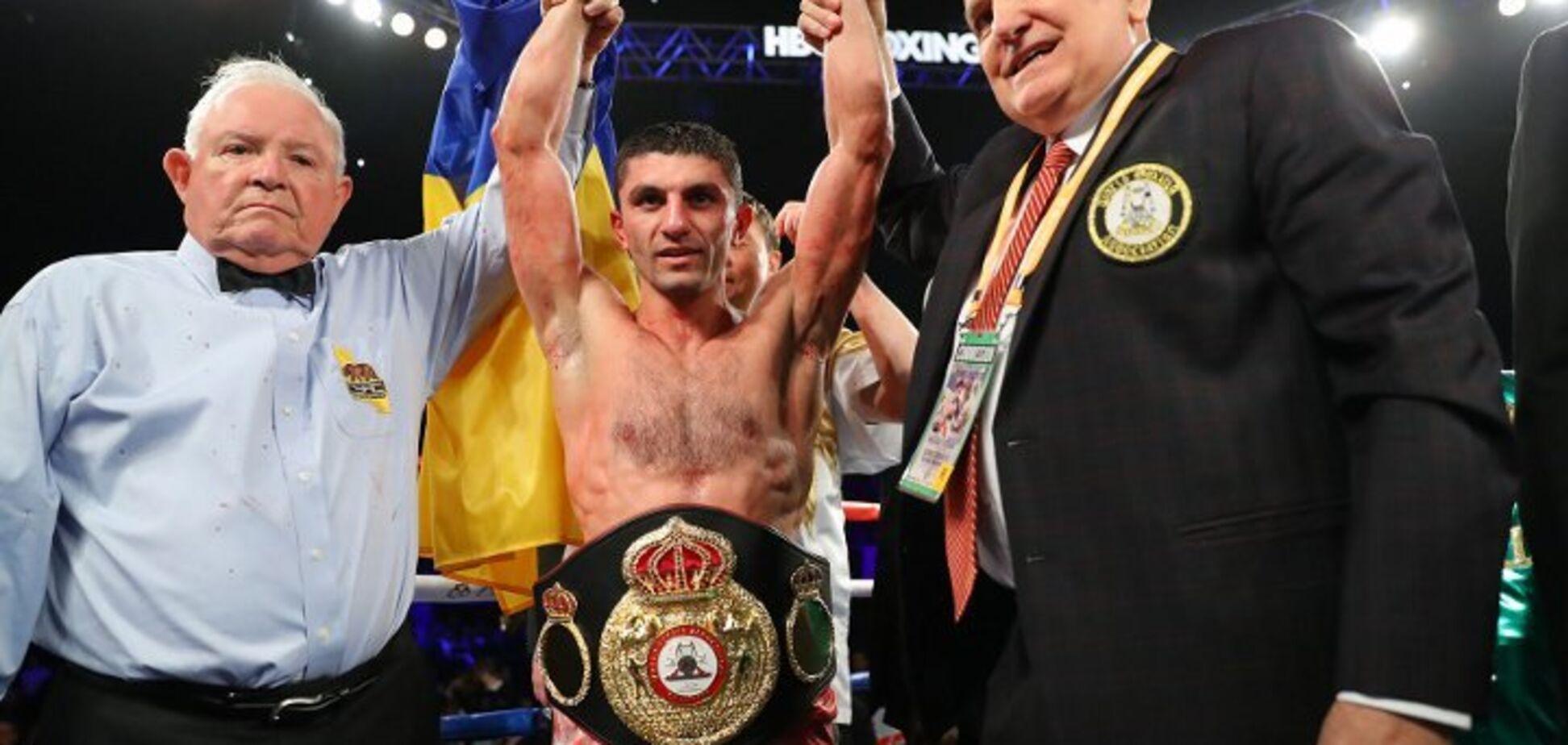 Далакян - Леброн: видео нокдаунов в чемпионском бою украинца