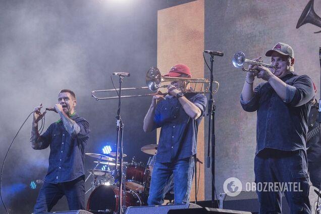 В Киеве прошел концерт оркестра ''Ляпис 98'': яркий фототчет