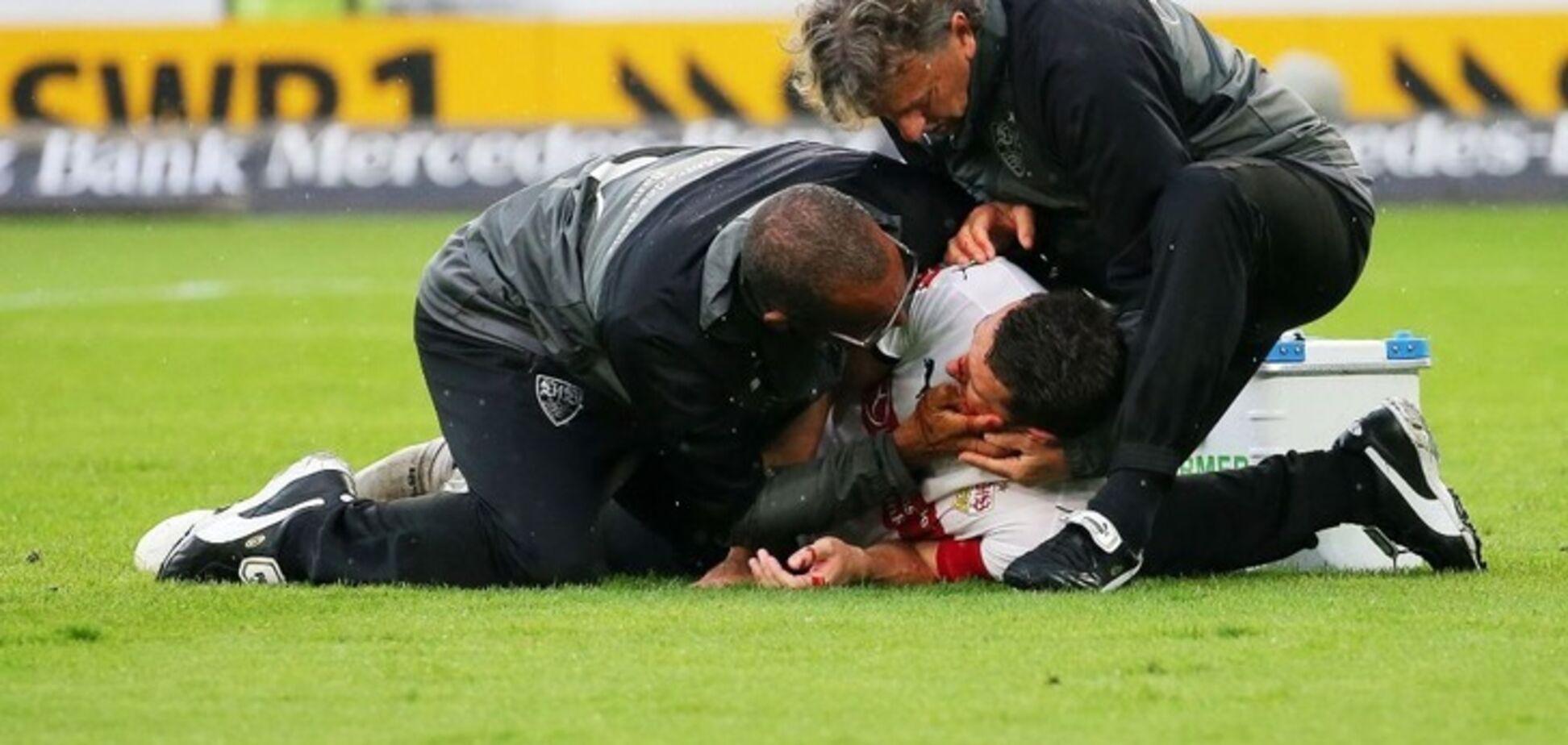 На матчі чемпіонату Німеччини сталася смертельна трагедія