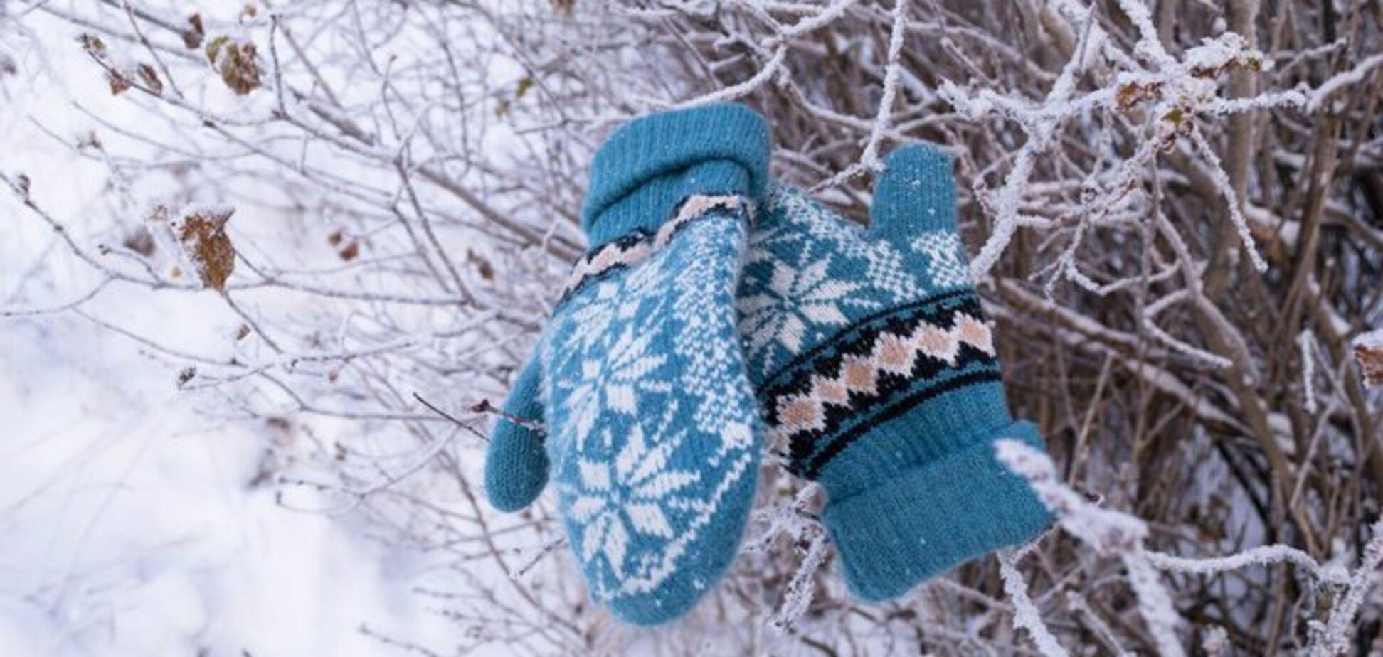 В Украине похолодает