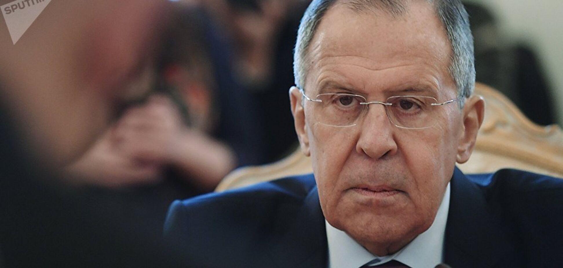 ''Це не Росія'': Лавров знайшов крайніх у війні на Донбасі