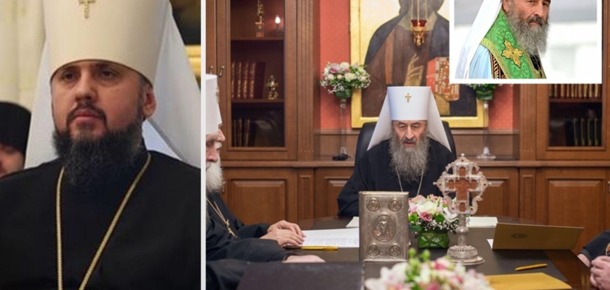 ''Духовная измена'': Онуфрий сделал скандальное заявление о единой церкви в Украине