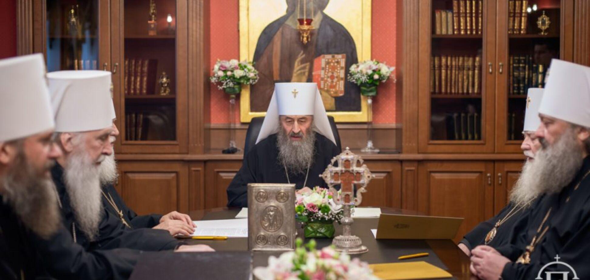 Экстренное заседание Синода УПЦ МП: опубликовано заявление