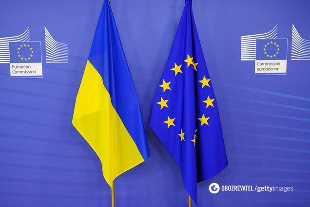 Евросоюз предоставил Украине более €50 млн помощи