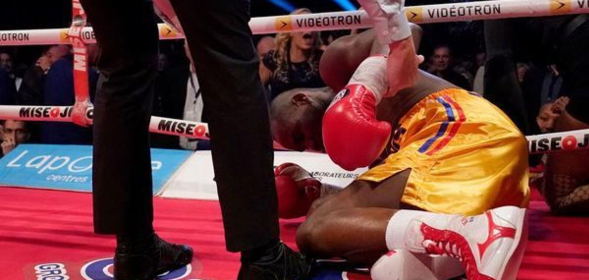 Боксер, якого нокаутував Гвоздик, вийшов із коми паралізованим