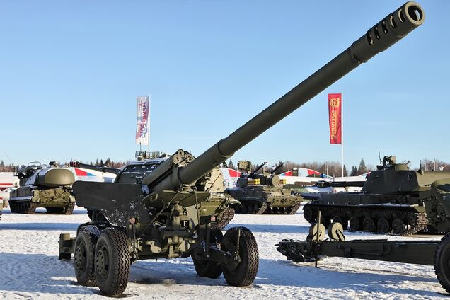 Під Луганськом помітили ударну зброю Росії