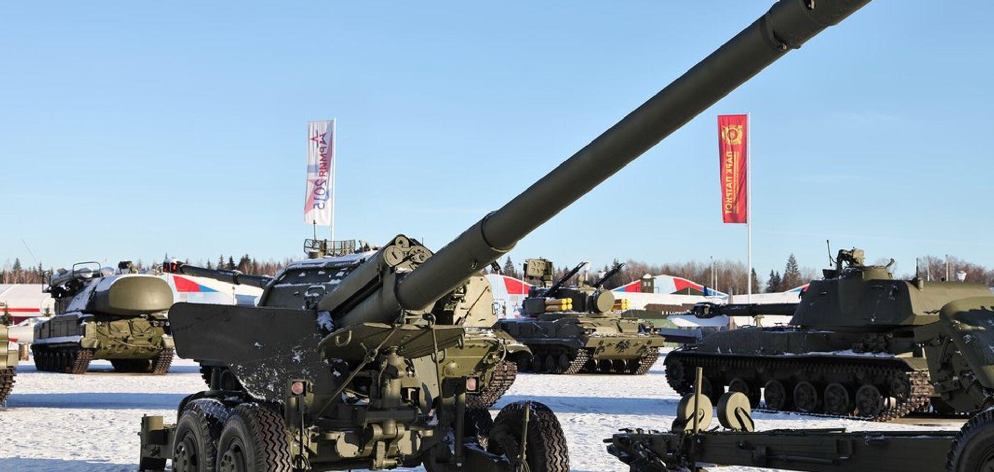 Під Луганськом помітили ударну зброю Росії: що відбувається