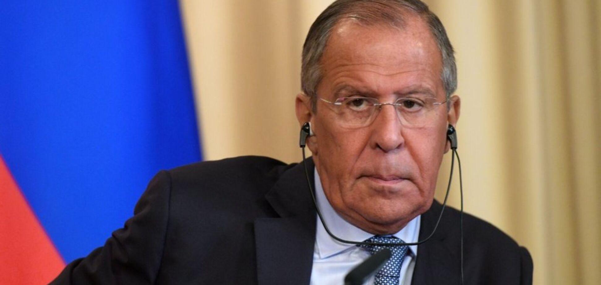 'Россия украинцев не бросит!' Лавров отличился угрожающим обещанием