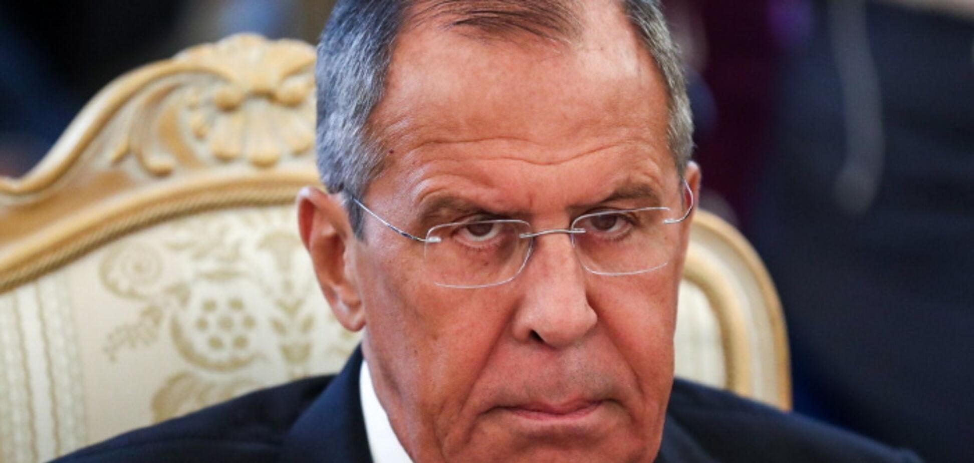''Мало не покажется'': Лавров пригрозил Украине войной из-за Крыма