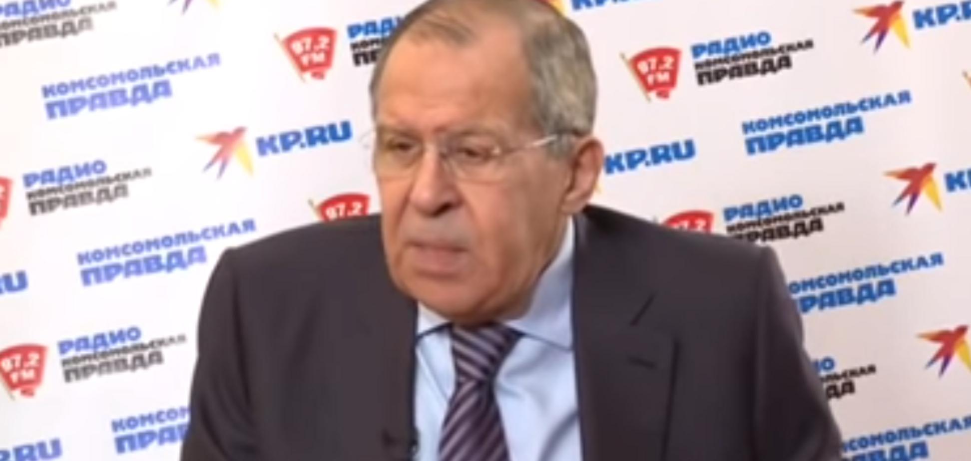 Угроза войной, ''ихтамнет'' и ''нацисты'': что наговорил Лавров об Украине в скандальном интервью
