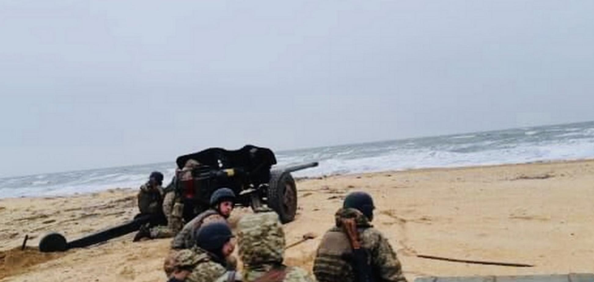 Ворог не пройде: в Україні почалися масштабні навчання морської піхоти