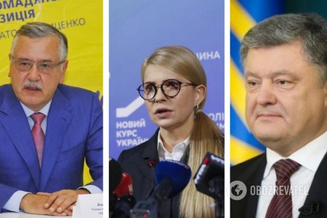Выборы президента Украины: букмекеры назвали фаворита