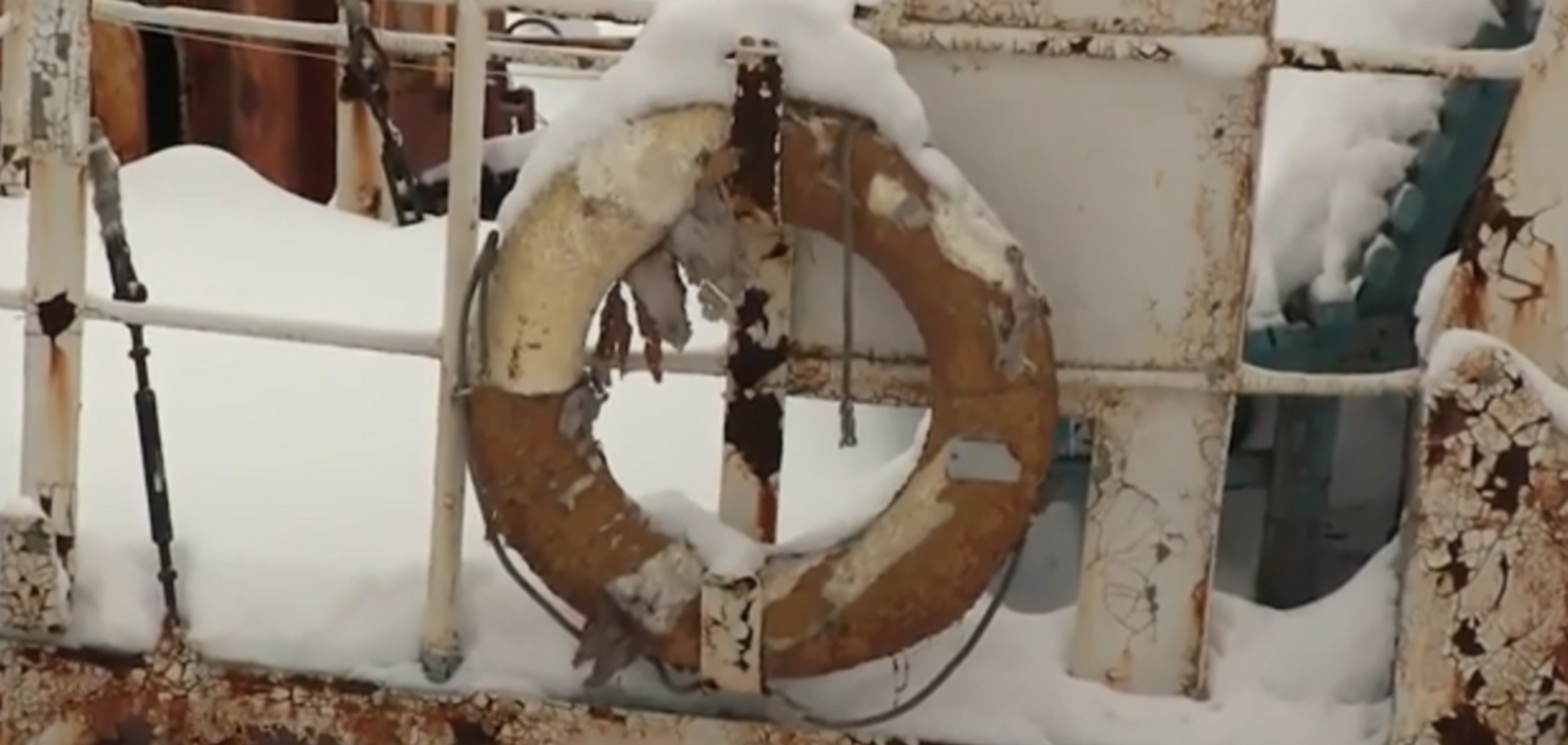 Уже не поплывут: появилось видео с самым большим в России ''кладбищем'' кораблей