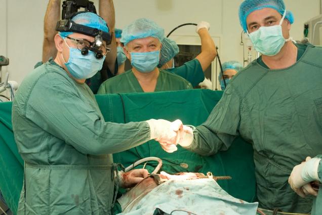 Операція в Інституті серця