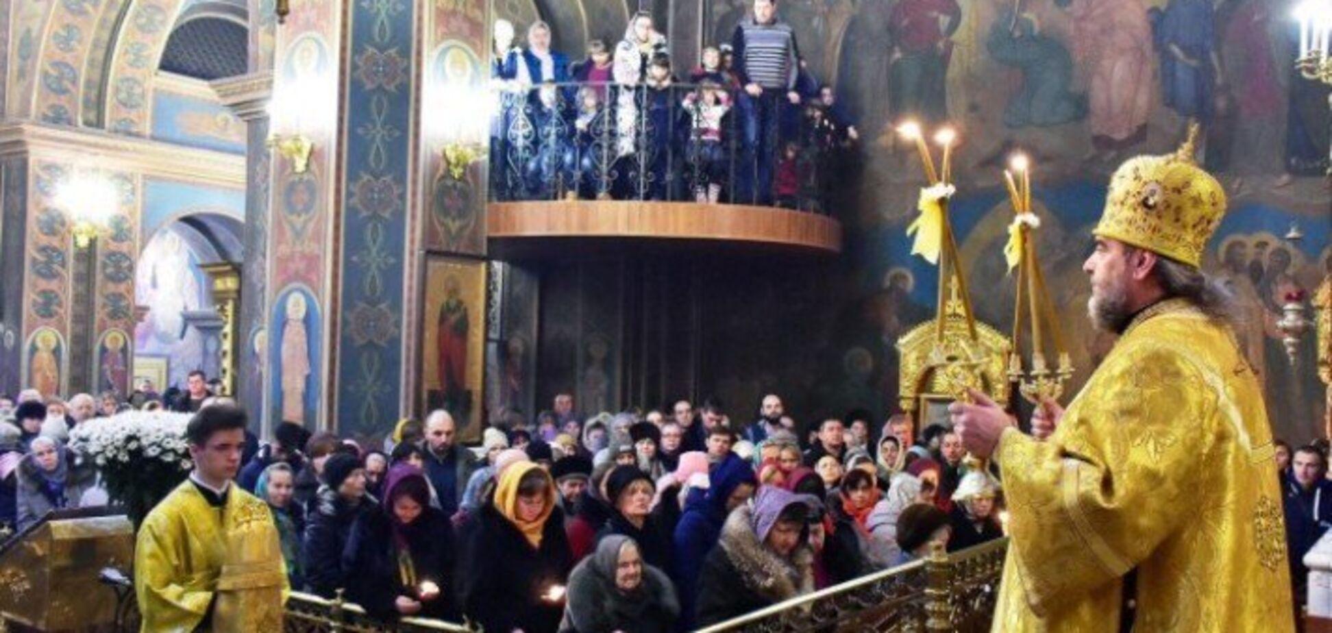 Хто перейшов до єдиної церкви з Московського патріархату: назване перше ім'я