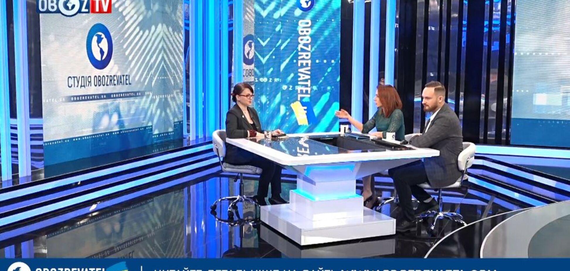''Рука Кремля'' – доктор философии раскритиковала украинских псевдоэкспертов из-за протестов во Франции