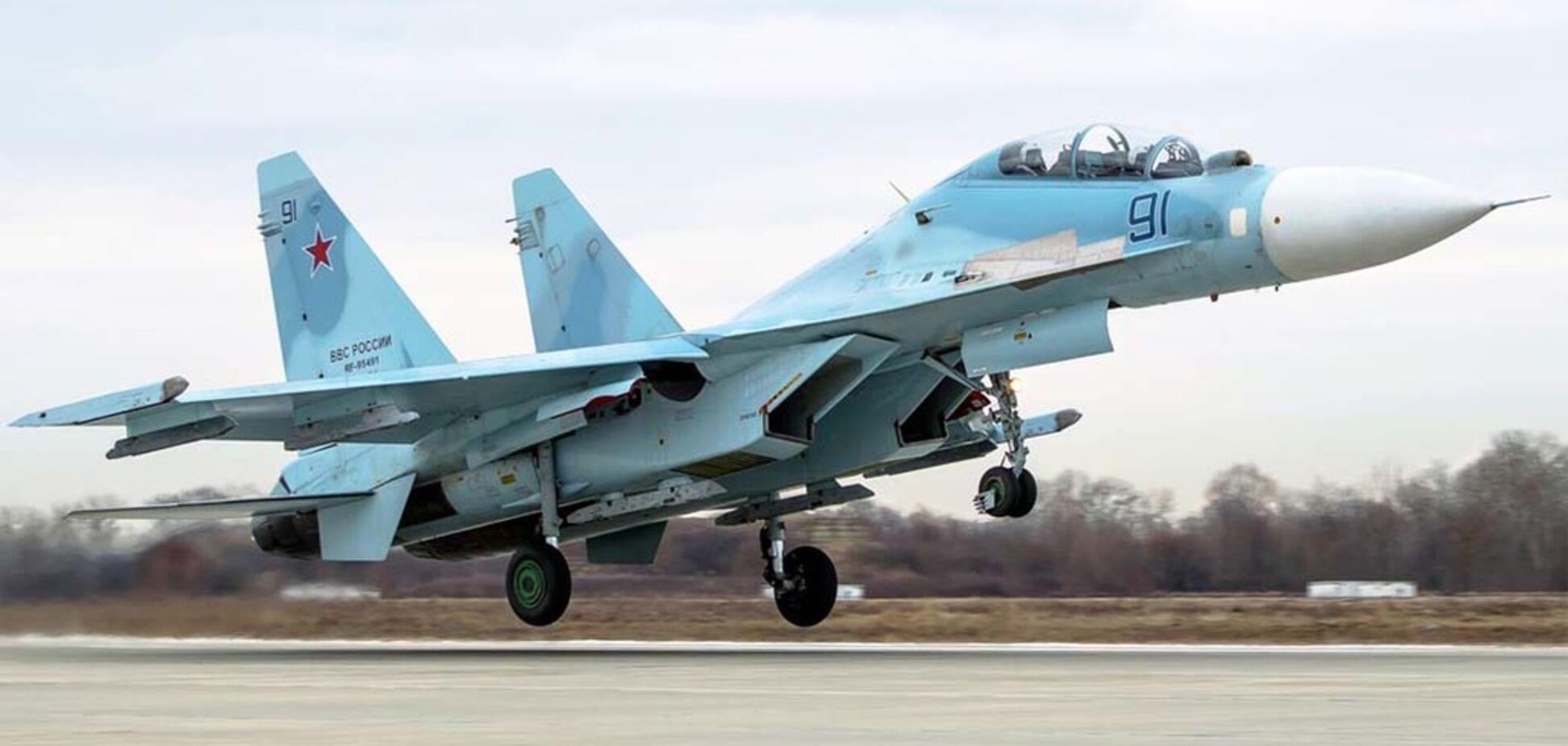 Росія перекине у Крим надпотужні винищувачі: що відомо