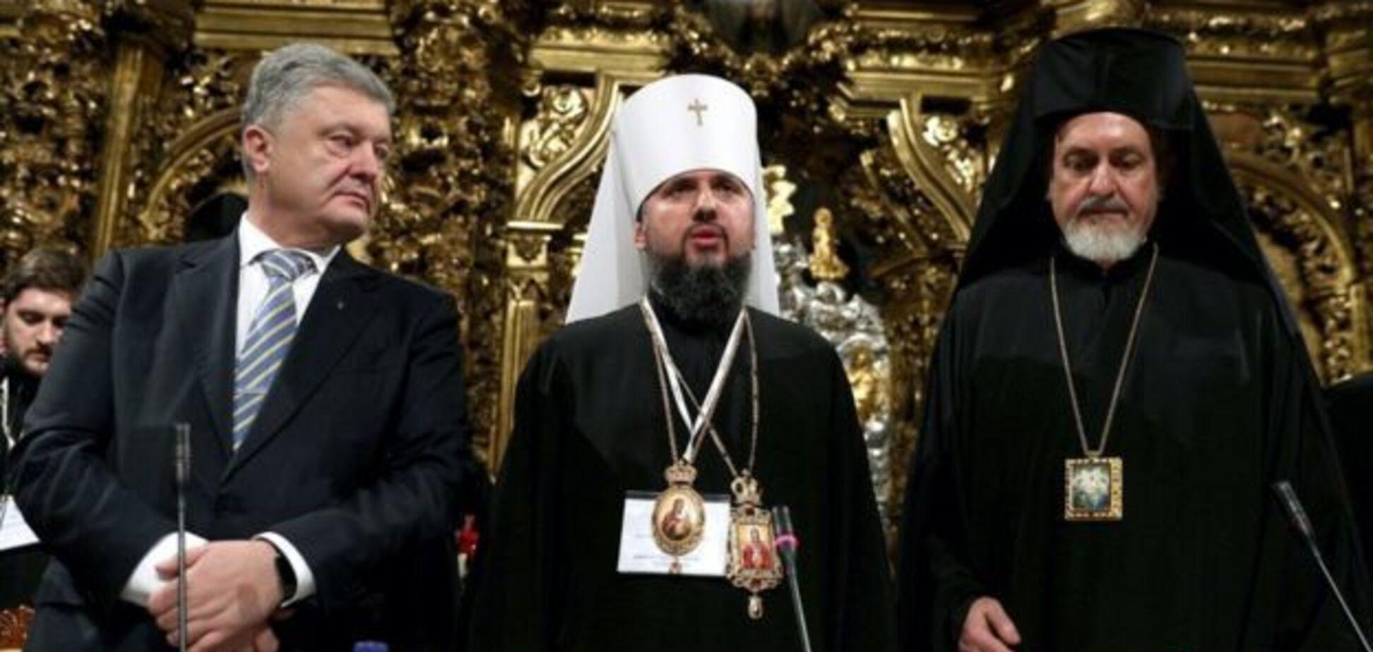 ''УПА Порошенка'': ЗМІ Росії зганьбилися фейком про церкву України