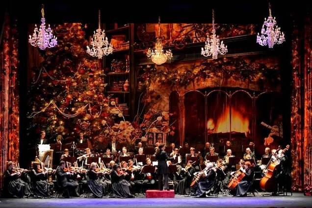 """26, 27 и 28 декабря в Национальной оперетте Украины состоятся новогодние концерты """"Штраус в оперетте"""""""