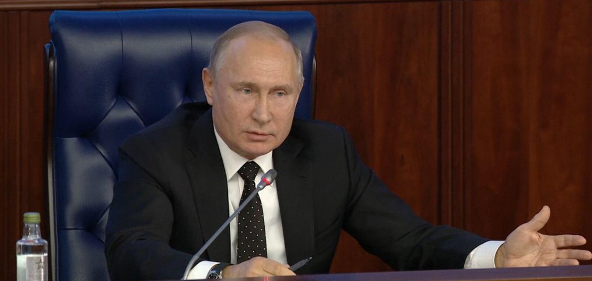 Путин подтвердил справедливость обвинений со стороны США, что Россия нарушила договор по РСМД