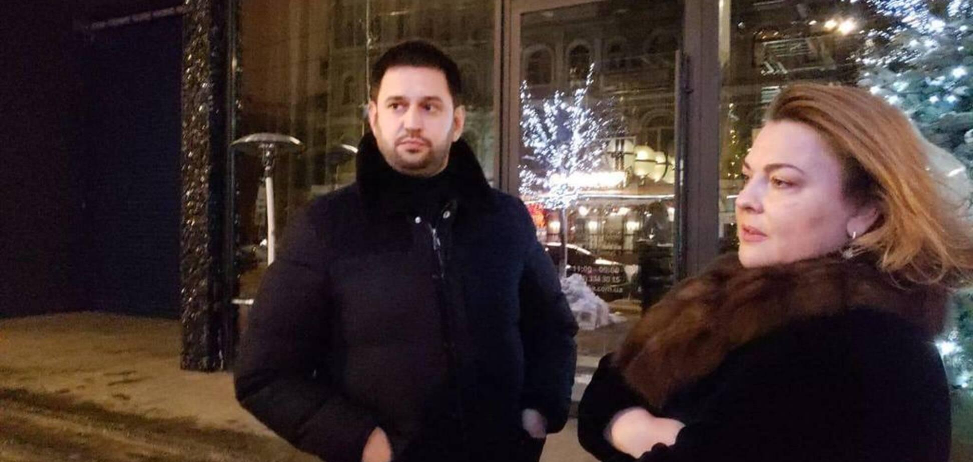 Скандальная одесская чиновница поужинала в Киеве на три минимальные зарплаты