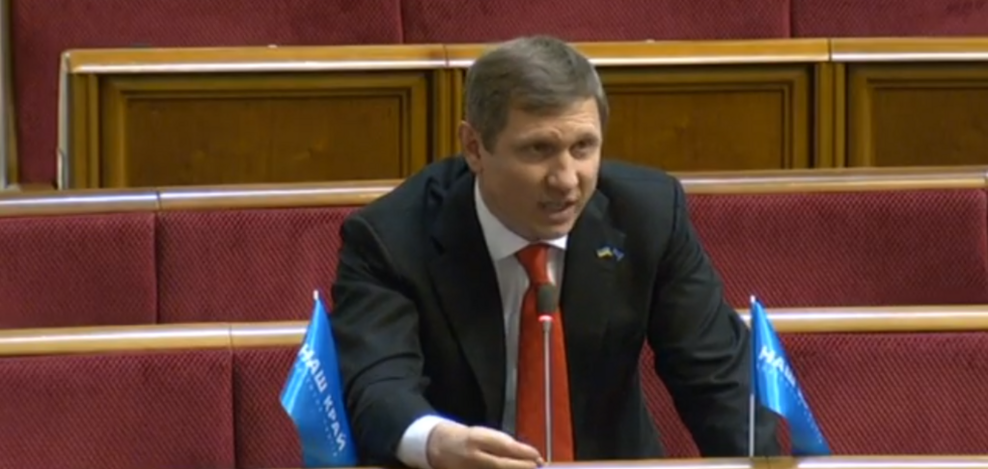 Шахов став на захист українських студентів