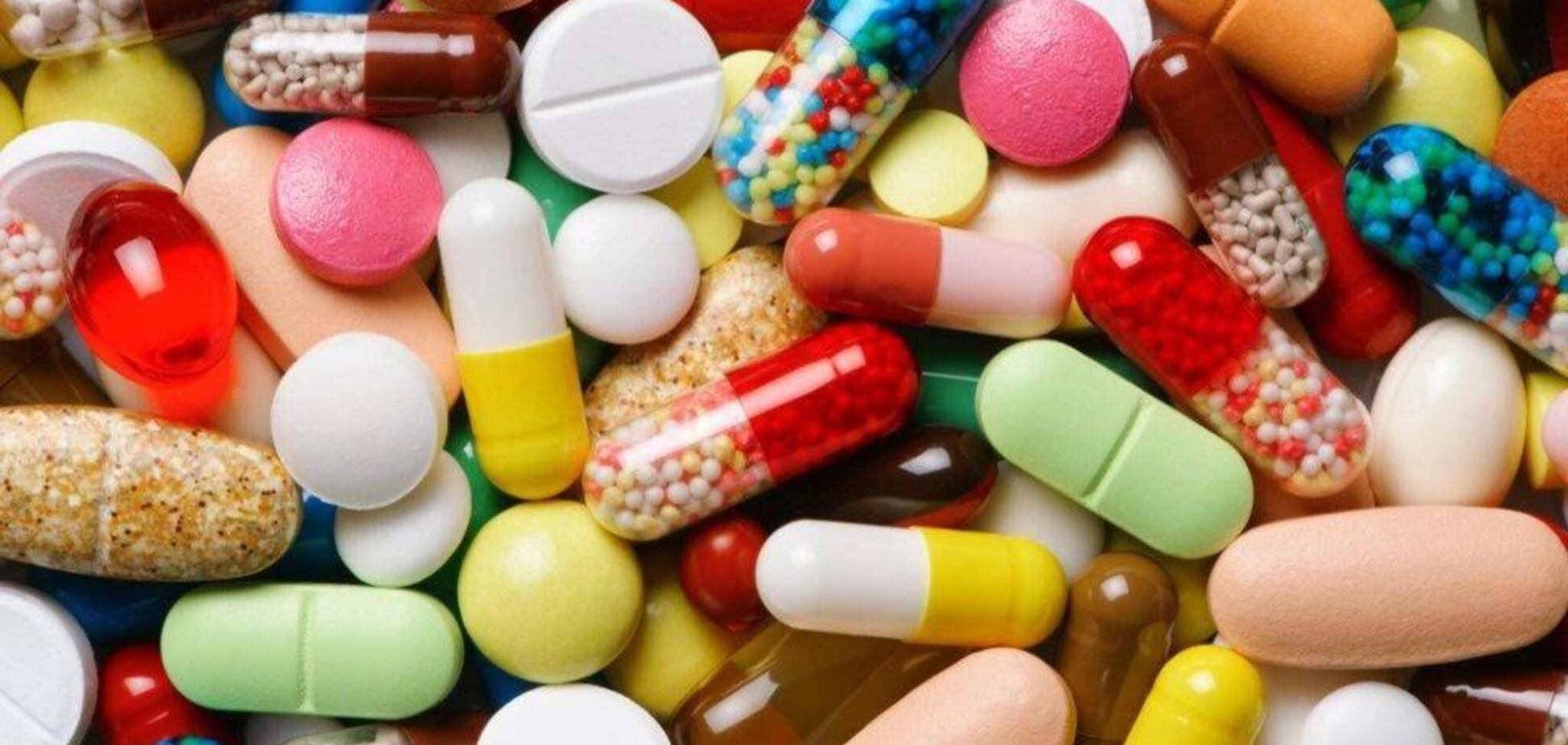 В Украине предложили продавать лекарства только по рецепту