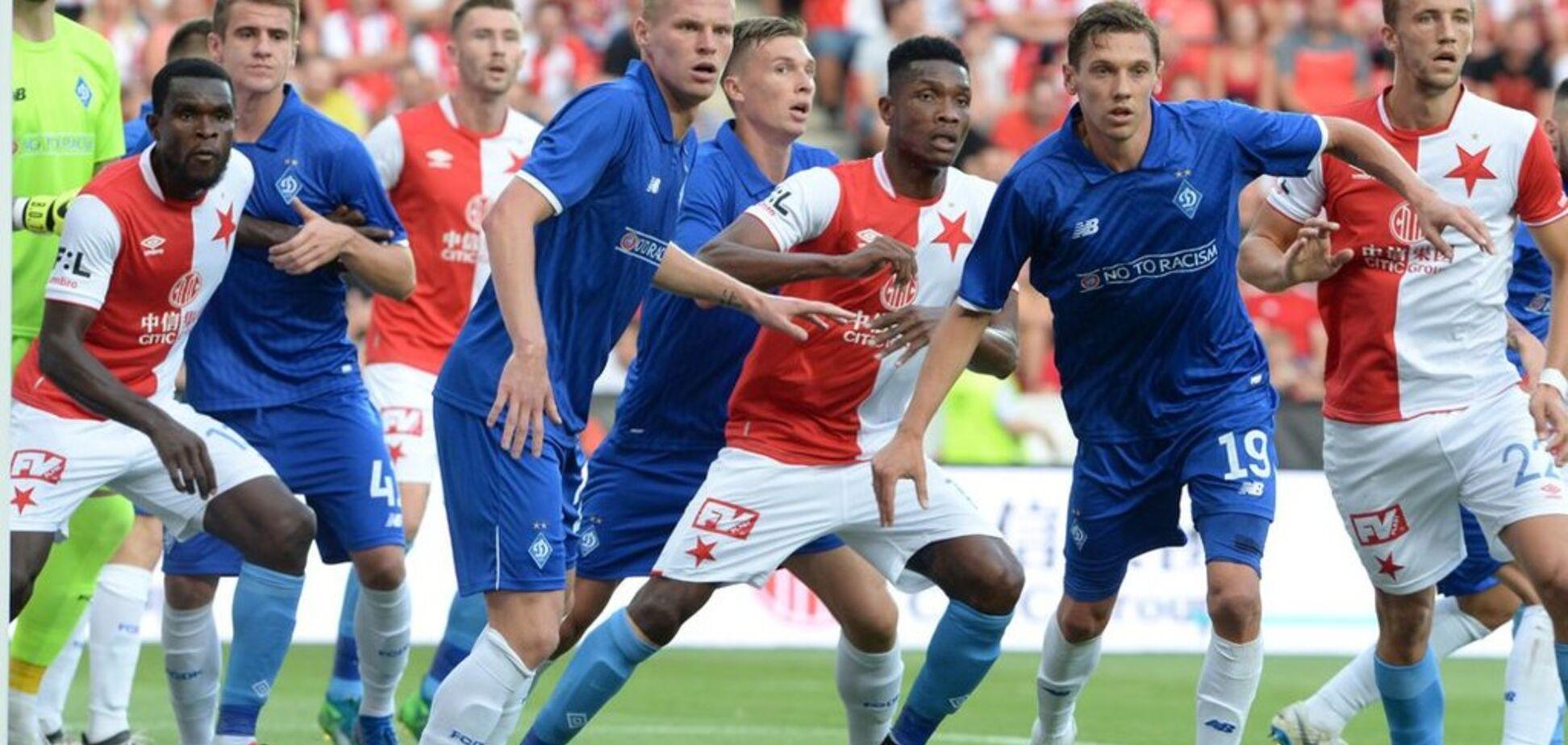 ''Динамо'' випередило 'Челсі' та 'Інтер' у топ-таблиці УЄФА