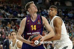 Зарубы 'Барсы' и 'Реала' в баскетболе не хуже футбольных - игрок сборной Украины