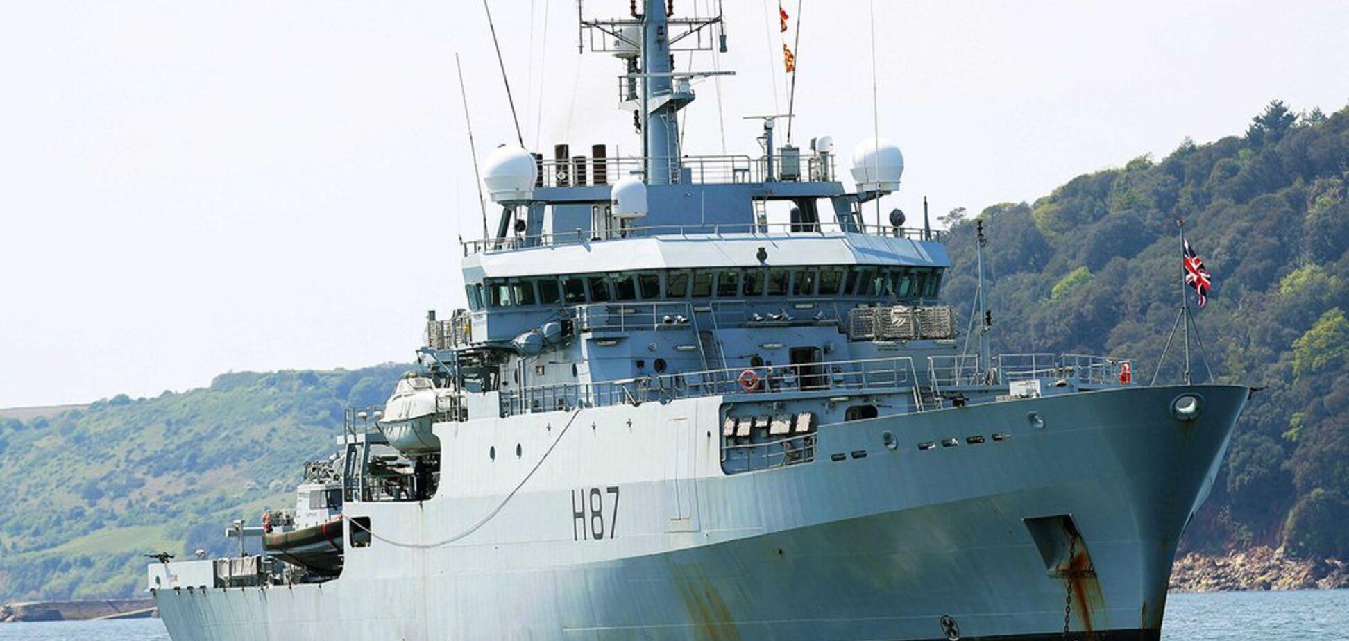 ''Это только начало'': озвучены последствия прибытия корабля НАТО в Украину