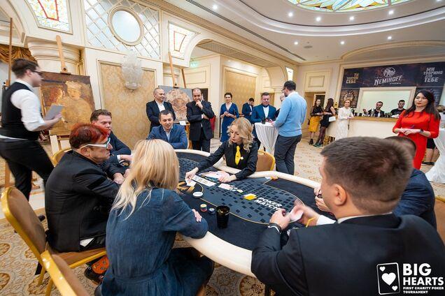 Собрали сотни тысяч гривен: в Киеве состоялось уникальное благотворительное мероприятие