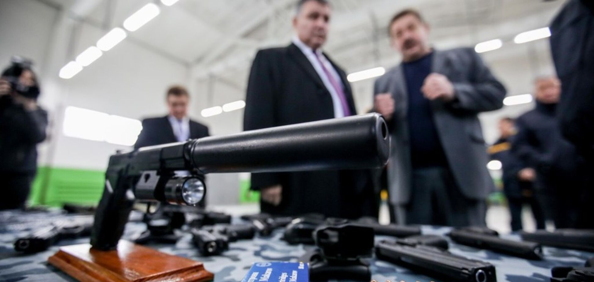В Виннице запустили производство патронов для пистолетов МВД
