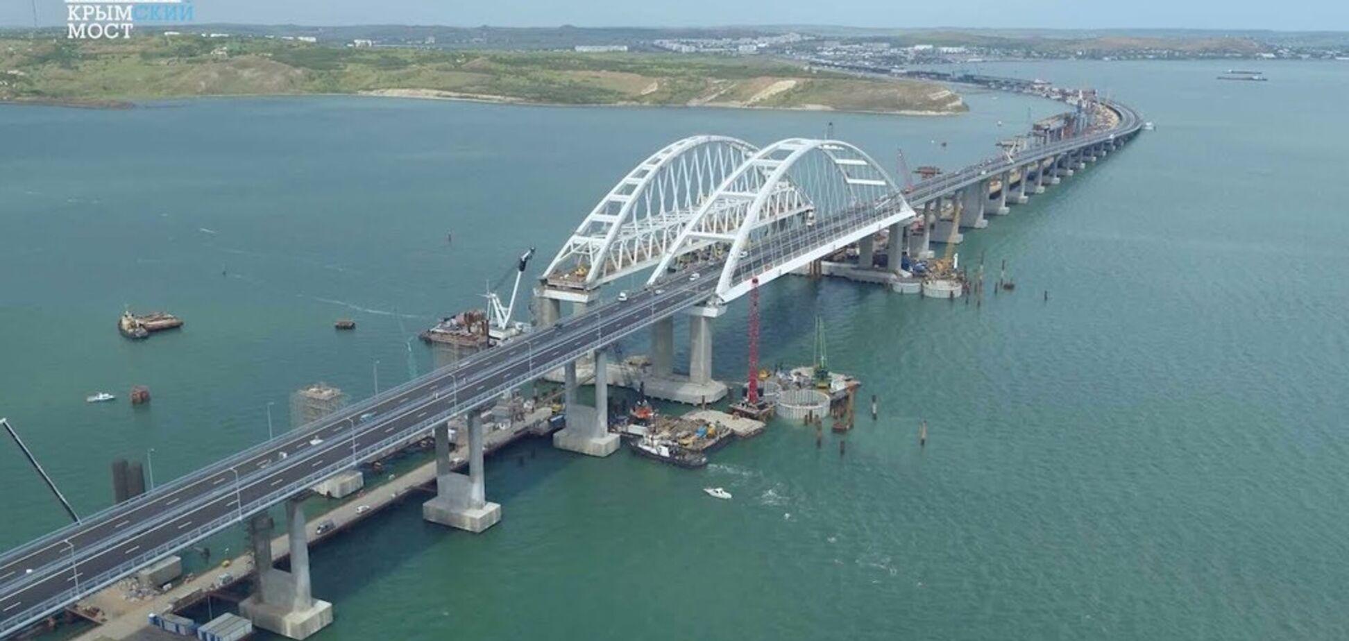 ''Міст можемо знищити!'' Турчинов заявив про потужну зброю проти Росії