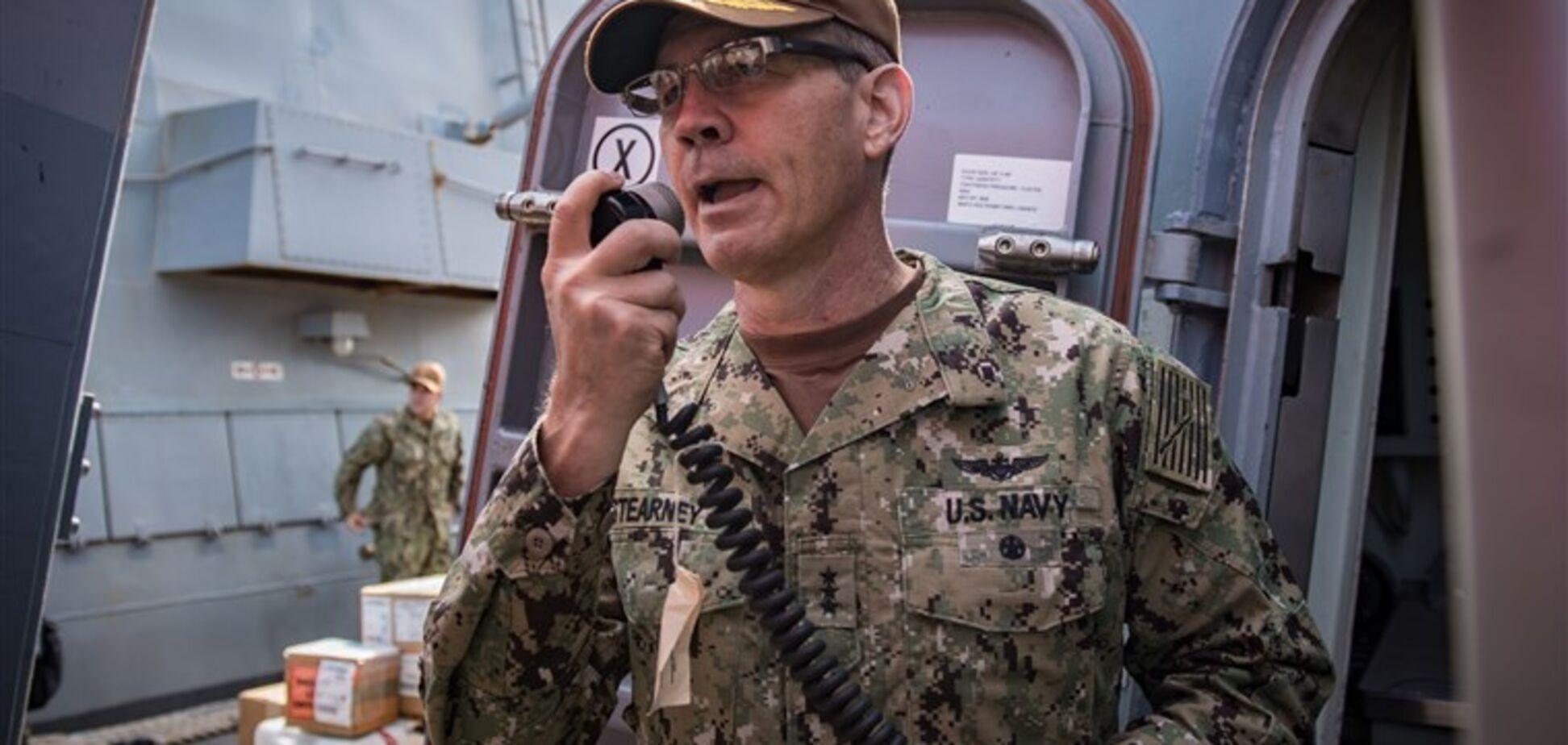 Командувач флотом ВМС США знайдений мертвим: що сталося