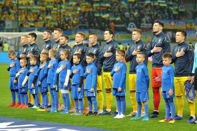 Збірна України з футболу дізналася суперників у відборі Євро-2020